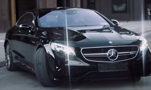 Тест драйв новой машины Mercedes S63 Coupe. Найм и мотивация сотрудников в 4 выпуске на канале Трансформатор